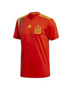 Spain Kids Home Football Shirt 2017/19