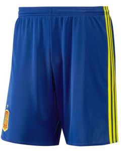 Spain Kids Euro Home Shorts 2016/17