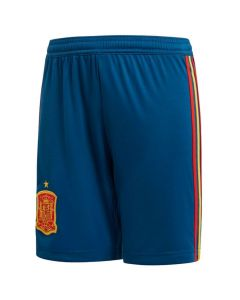Spain Kids Home Football Shorts 2017/19