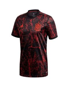 Spain youth Euro 2020 pre-match top