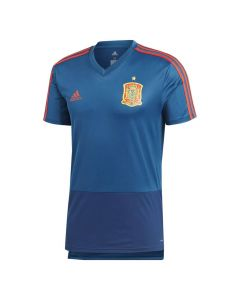 Spain Kids Training Jersey 2017/19 (Blue)