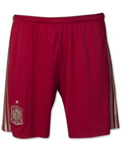 Spain Boys 2014 FIFA World Cup Home Football Shorts