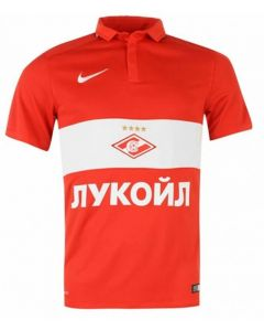 Spartak Moscow Home Jersey 2015 - 2016