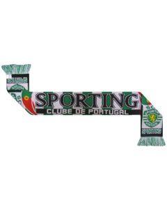 Sporting Lisbon Jacquard Scarf