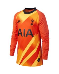 Tottenham Hotspurs Kids Third Goalkeeper Shirt 2019/20