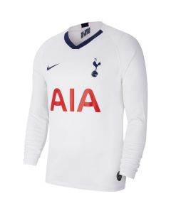 Tottenham Hotspur Long Sleeve Home Shirt 2019/20