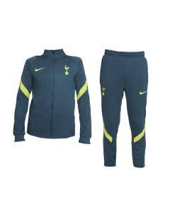 Tottenham Hotspur Kids Green Strike Tracksuit 2021/22