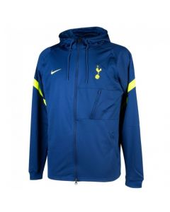 Spurs 21/22 navy hooded track jacket