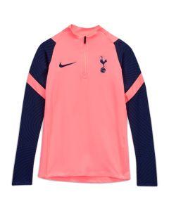 Tottenham Hotspur pink 20/21 drill top