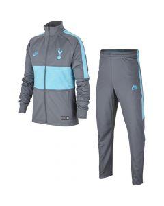 Tottenham Hotspur Kids Grey Strike Tracksuit 2019/20