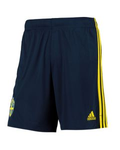 Sweden Home Football Shorts 2020/21