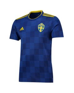 Sweden Adidas Away Shirt 2018/19 (Kids)