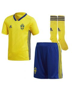 Sweden Kids Home Kit 2017/19