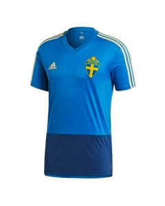 Sweden Training Jersey 2017/19 (Blue)