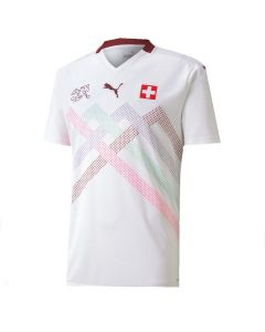 Switzerland Away Shirt 2020/21
