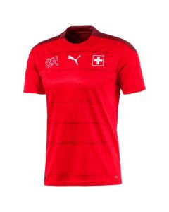 Switzerland Home Shirt 2020/21