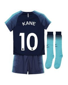 Tottenham Hotspur 'Kane 10' Away Kit 2018/19 (Kids)