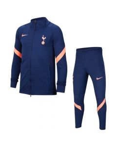 Spurs kids navy strike training tracksuit 20/21