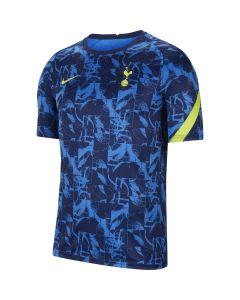 Tottenham Hotspur Navy Pre-Match Jersey 2021/22
