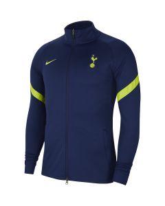 Tottenham Hotspur Navy Strike Track Jacket 2021/22