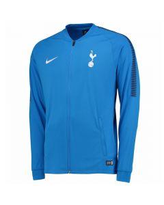 Tottenham Hotspur Squad Track Jacket 2017/18 (Blue)