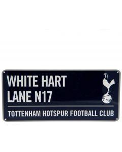 Tottenham Hotspur Navy Street Sign