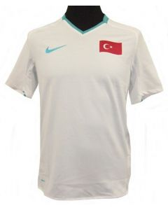 2008-10 Turkey Boys Away Football Shirt