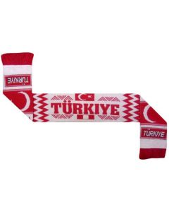 Turkey Football Scarf