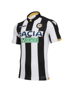 Udinese Calcio Macron Home Shirt 2018/19 (Adults)