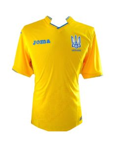 Ukraine Joma Home Shirt 2018/19 (Adults)