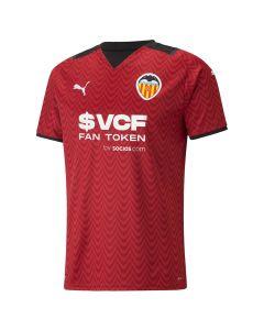 Valencia Away Shirt 2021/22