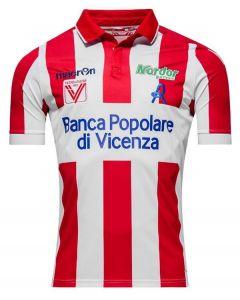 Vicenza Calcio Home Football Shirt 2016-17