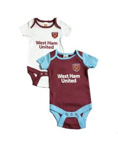 West Ham United Baby Bodysuits 2019/20