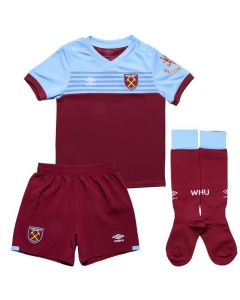 West Ham United Kids Home Kit 2019/20