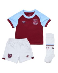 West Ham United Kids Home Kit 2020/21