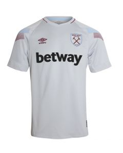 West Ham United Umbro Third Shirt 2018/19 (Adults)