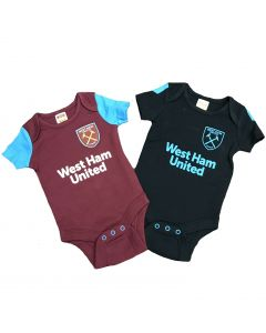 West Ham United Baby Bodysuits 2017/18