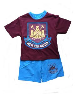 West Ham United Kids (Boys Youth) Pyjamas