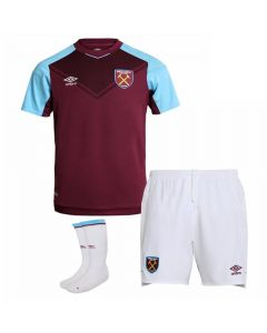 West Ham United Kids Home Strip 2017/18