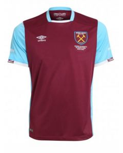 West Ham United Kids Home Football Shirt 2016/17
