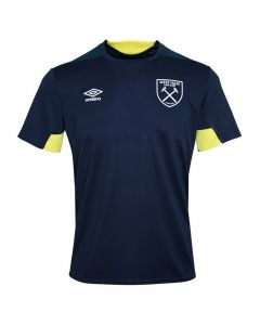 West Ham United Umbro Navy Training Jersey 2018/19 (Adults)
