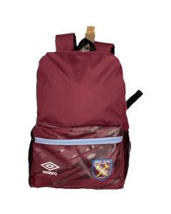New West Ham United Backpack, Front View
