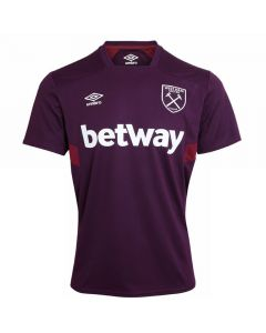 West Ham United Training Jersey 2017/18 (Winter Bloom)