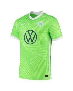 Wolfsburg Home Shirt 2021/22