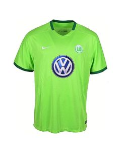 Wolfsburg Home Football Shirt 2016/17