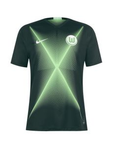 Wolfsburg home shirt 19/20
