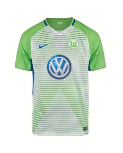 Wolfsburg Home Shirt 2017/18