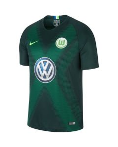 Wolfsburg Nike Home Shirt 2018/19 (Adults)