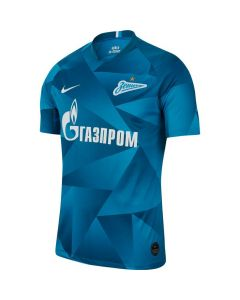 Zenit St Petersburg Home Football Shirt 2019/20
