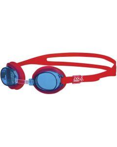 Zoggs Little Flipper Multicolored Goggles  Red